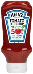 Heinz less sugar